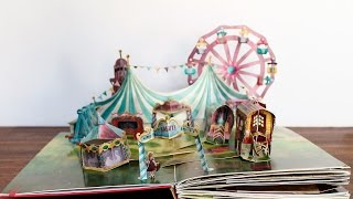 Circus Zingaro- A Pop-up Book (finished Version)