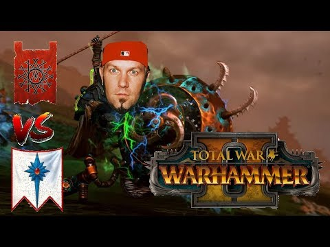 Skaven vs High Elves | THE DREADED LIMP BIZKIT BUILD - Total War Warhammer 2