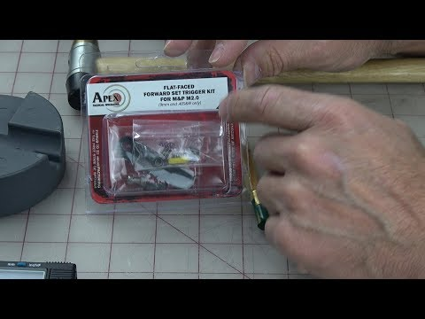 How to Install Apex Trigger in S&W M&P M2.0