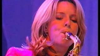 Van Morrison and Candy Dulfer Live Moondance Rockpalast