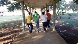 preview picture of video 'parkour happy new year la chorrera 2013'