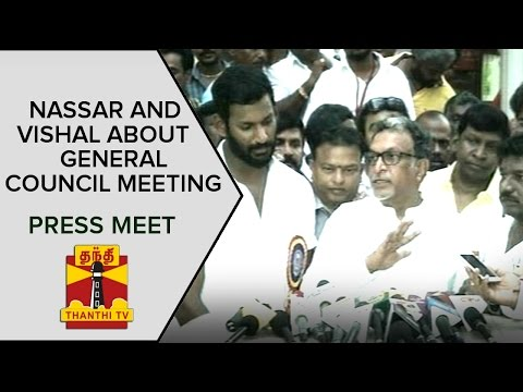 Nadigar-Sangams-Press-Meet-After-General-Council-Meeting--Thanthi-TV