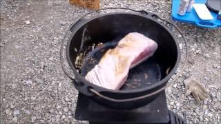 【第10弾】ロケットストーブ ロケットキッチン クックくん『ビール煮』rocketstove