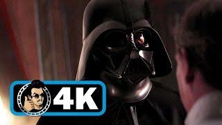 ROGUE ONE Movie Clip   Krennic Visits Darth Vader Scene |4K ULTRA HD| 2016