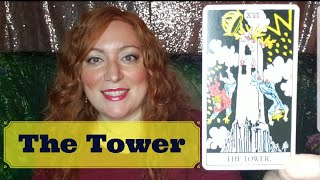 JOURNEY THROUGH THE TAROT: Week with the TOWER | Introduction to the STAR