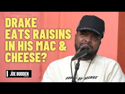 Drake Puts Raisins In His Mac & Cheese? | The Joe Budden Podcast