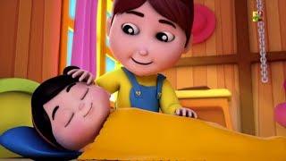 Despertarse por la mañana | Canción de los niños | Música para bebés | Wake Up In The Morning Song