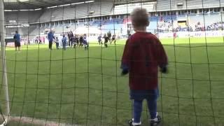 Journée départementale des Marcassins Football 2012