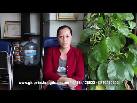 Chị Hường - Cầu Giấy nói về giúp việc Hồng Doan
