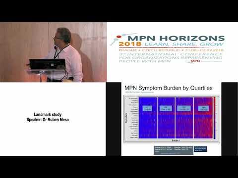 3 Landmark study Dr Ruben Mesa