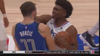 WHEN LUKA DONČIČ GETS ANGRY - NEW COMPILATION