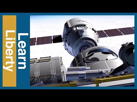 Free Market Economics: How Does The Free Market Help Space Exploration? - Learn Liberty