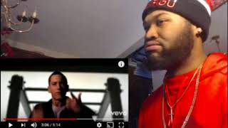 Eminem - No Love (Explicit Version) ft. Lil Wayne - REACTION/REVIEW