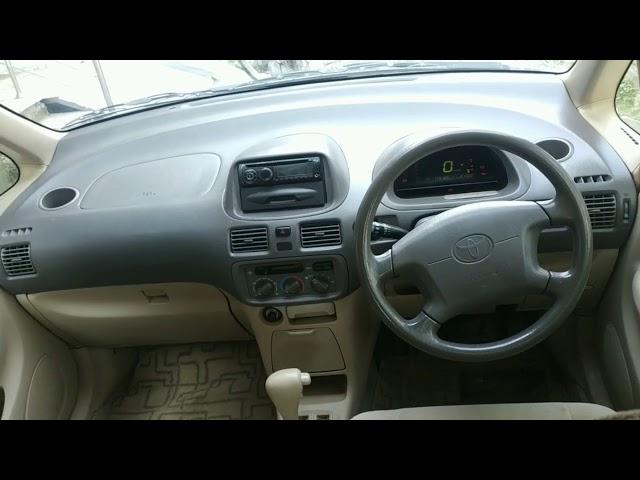 Toyota Spacio 2000 for Sale in Islamabad