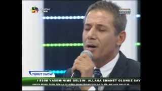 Mustafa YILDIZDOĞAN-Erzurum Dağları-Bulamazsın(Yusuf SORGUN) VizyonTurkTv Türüt Show