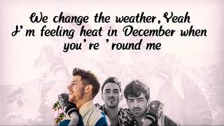 Jonas Brothers   Sucker (Lyric Video) [Lyrics + Color Coded]