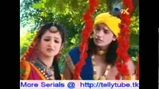 Krishna's leaving Radha