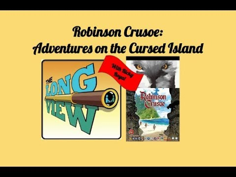 The Long View of Robinson Crusoe with Ricky Royal