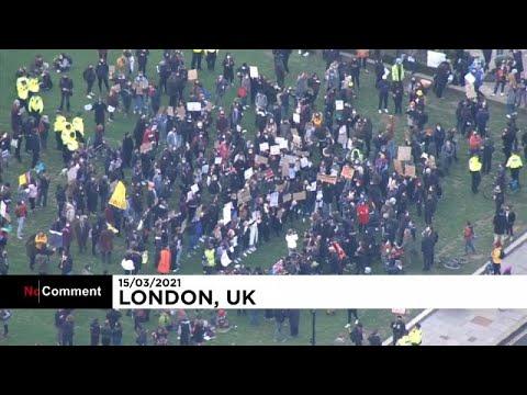 Βρετανία:Στους δρόμους για το νέο νομοσχέδιο για την ασφάλεια  …