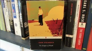 """Episode 126- """"The Grapes of Wrath"""" by John Steinbeck"""