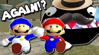 SM64 Bloopers: Who let the chomp out...AGAIN!?