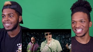 Jhay Cortez, J. Balvin, Bad Bunny   No Me Conoce (Remix) ( Reaction )