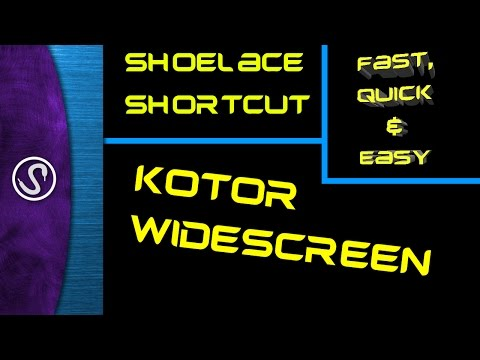 Kotor Widescreen FIX : Kotor 1080p UNIWS - игровое видео