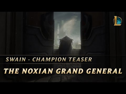 Swain: the Noxian Grand General | Champion Teaser
