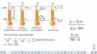Eğitim Vadisi 9.Sınıf Fizik 19.Föy Isı ve Sıcaklık Konu Anlatım Videoları