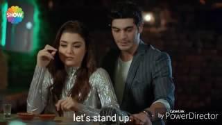 Aşk Laftan Anlamaz Episode 18 - Your lashes are beautiful😋