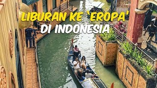 5 Wisata Mini Eropa yang Bisa Kamu Kunjungi di Indonesia, Mampir Sejenak ke Little Venice di Bogor