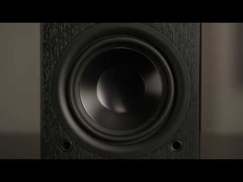 Elite SP-EBS73-LR Bookshelf Speakers