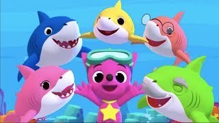 Baby Shark Dance! Different Versions | Sing and Dance | Animals Songs For Children