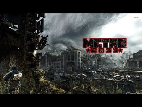 Metro 2033 živě s Bukkem (budeme se bát!)