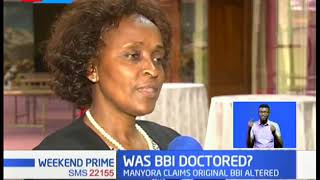 BBI Report: Details keep emerging, among them changes and constitution of Independent Commisions