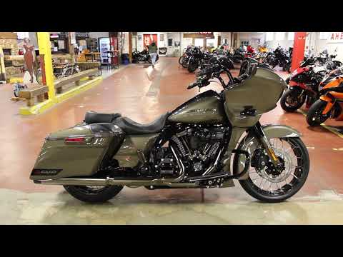 2021 Harley-Davidson CVO™ Road Glide® in New London, Connecticut - Video 1