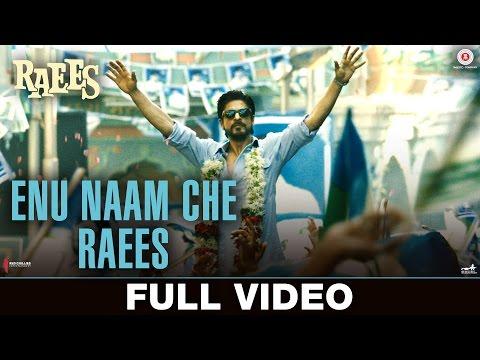 Enu Naam Che Raees  Ram Sampath, Tarannum Malik