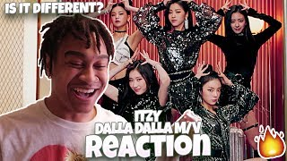 """ITZY """"달라달라(DALLA DALLA)"""" M/V - REACTION"""