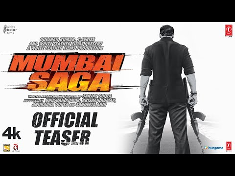 Mumbai Saga Official Teaser