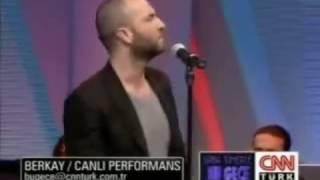 Berkay - Ömrümün Geri Kalan & Adımı Kalbine Yaz & Olacak Olacak & Atma (Canlı Performans)