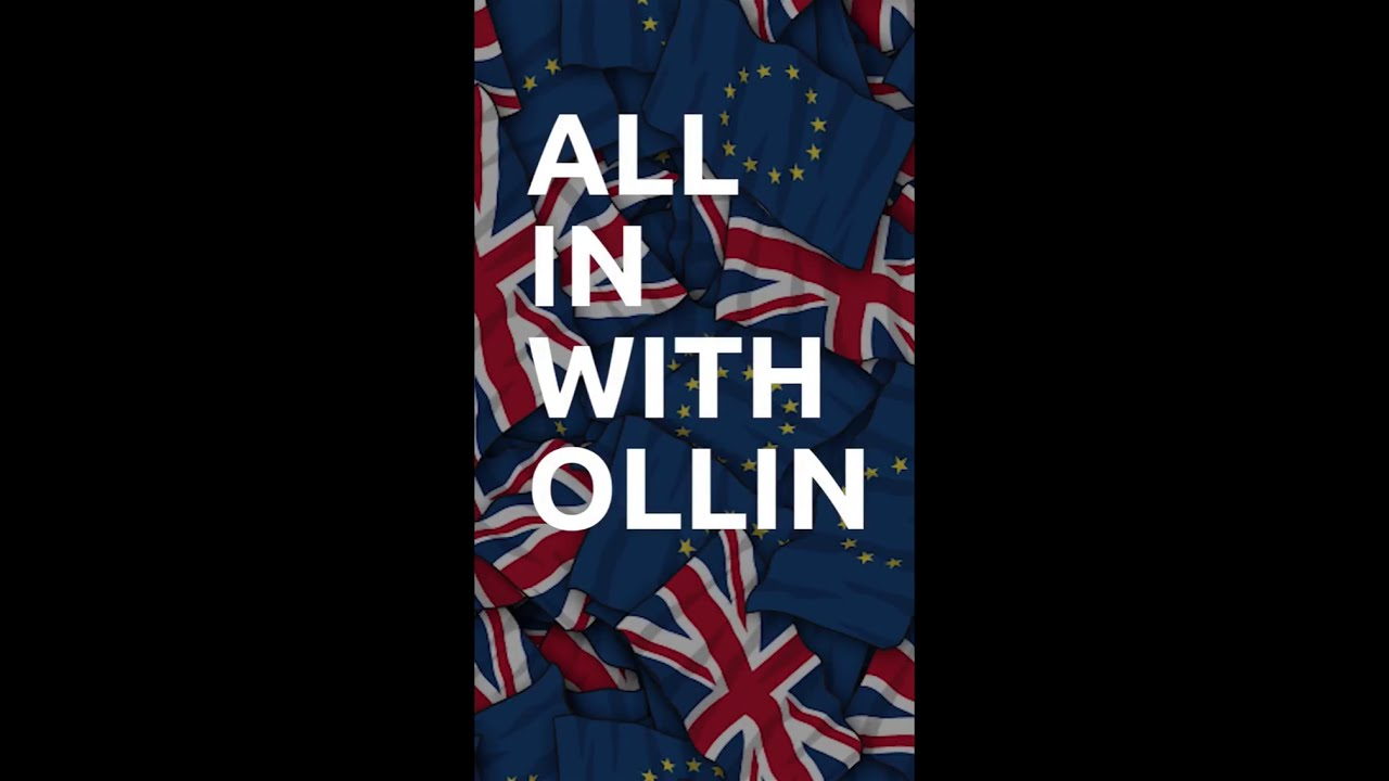 All in with Ollin! - 01 Brexit