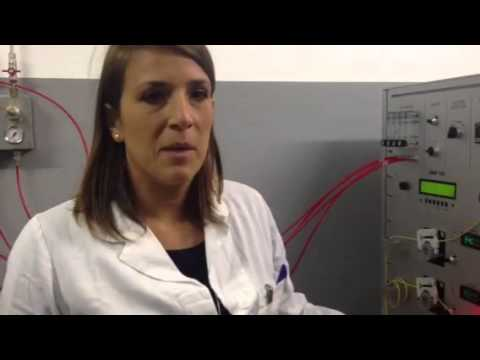 Laboratorio al plasma al CentroCot a Busto Arsizio