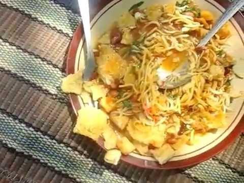 Video Mie kopyok kuliner khas Semarang  Jawa Tengah