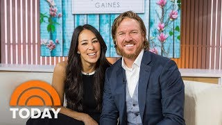 HGTV Stars Chip And Joanna Gaines Reveal Why They're Ending 'Fixer Upper' | TODAY