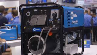 Fusion 160 Welder/Generator Is Portable and Versatile
