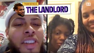 Tyrann Mathieu Helps Family With Rent | 'The Landlord' Ep. 4