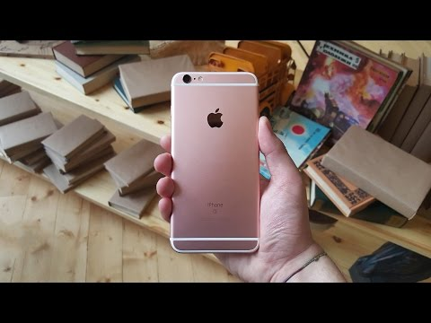 Обзор Apple iPhone 6S Plus (32Gb, silver, A1687)