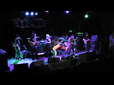 T Clemente Band - Voice Out Live at the Catalyst
