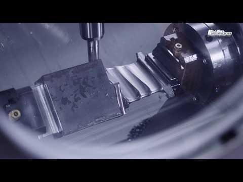 HSTM 150 S2 - Turbinenschaufel mit Snubber