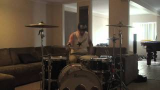 Stealing O'neal - Hometown (Drum Cover)